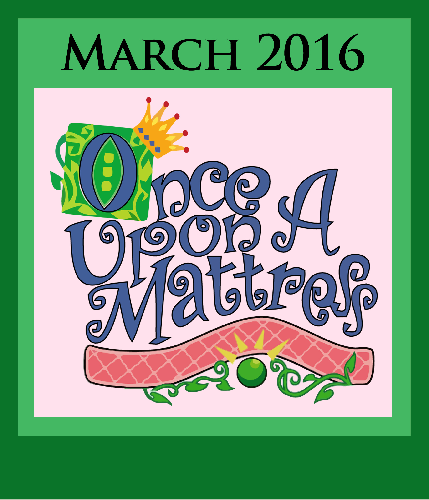 once upon a mattress poster. Once Upon A Mattress Poster R
