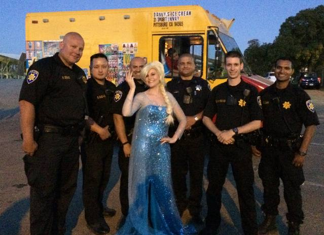 Elsa and Pitts PDs Finest